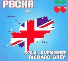 V/A-Pacha (2Cd Set)-London Vs Ibiza - Soul Avengerz/Richard Grey  CD NEW