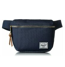 Herschel Supply Co. Fifteen Hip Sack Fanny Pack Waist Pack Navy Blue