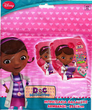 Doc McStuffins Kids Swimming ArmBands Cuffs Summer Holiday Pool Water Toy Play