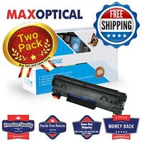 Max Optical 2Pack For HP Compatible CE278A Toner Cartridge
