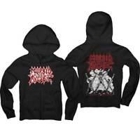 Morbid Angel Altars of Madness Death Metal Music Zip Hoodie Sweatshirt 13115