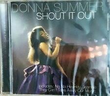 Donna Summer – Shout It Out Cd Sealed Sigillato