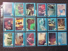 1982 E.T. The Extra-Terrestrial Topps Trading Cards LOT of 29 FVF/VF
