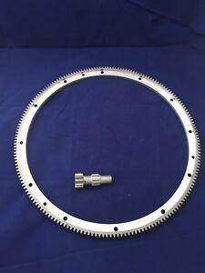 Rolls Royce phantom III Flywheel Starter Ring Gear and Starter pinion Gear