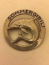 New listing Submarine Insignia / Badge - Italy Silver Enlisted Submarine Badge
