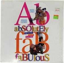 ABSOLUTELY FABULOUS Last Shout Parts 1&2 LASER DISC NM In Shrink 1996 Comedy LD