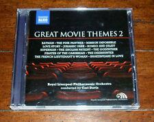 CD: Film Music Classics - Great Movie Themes, Vol. 2 / Batman Godfather Superman