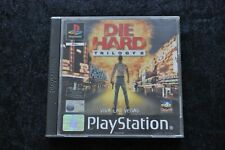 Die Hard Trilogy 2 Viva Las Vegas  Playstation 1 PS1