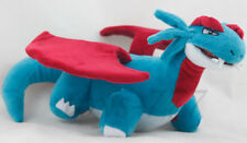 "Pokemon Salamence 12"" Stuffed Animal Nintendo Plush soft toy Cartoon cuddly Doll"