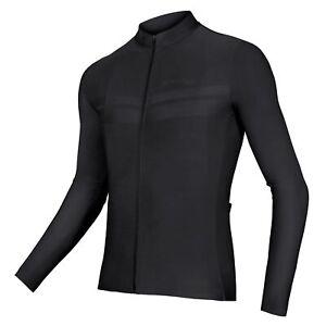 Endura Pro SL L/S Jersey II Black (Size Small Only)