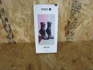 Stance Aphrodite Socks Purple One Size