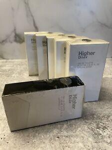 Christian Dior Higher 3.4 oz EDT Spray BNIB SEALED OLD PKG ROUGH BOX DISCO'D