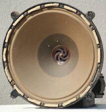 """speaker klangfilm field coil full range telefunken siemens speaker horn 15"""" 18"""