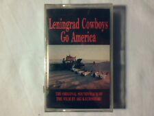 COLONNA SONORA Leningrad cowboys go America mc ITALY SIGILLATA SEALED VERY RARE!
