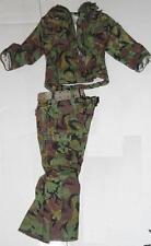 1/6 Scale Dragon Modern Hong Kong / African Rhodesian Army Uniform Loose