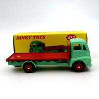 Atlas Dinky toys 432 Guy Warrior FLAT TRUCK Metal Models Car Collection
