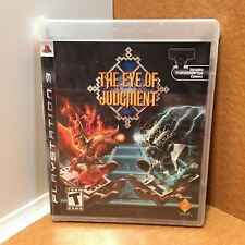 The Eye of Judgment GAME ONLY (PS3, 2007) Brand New Sealed -Free U.S. Shipping