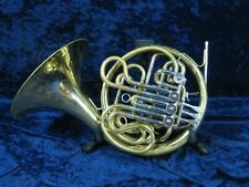 Yamaha YHR-561 Double French Horn Ser#100025 in Good Shape and Needs Adjustment