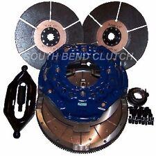 SOUTH BEND Dual Disc Clutch For 94-04 5.9L Cummins Diesel NV4500 5 speed 700hp