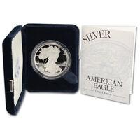 2003-W American Silver Eagle Proof
