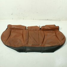 11 2011 VOLVO S60 REAR BACKSEAT COVER LEATHER  OEM