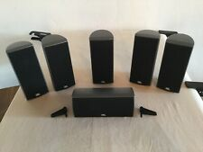 JBL Surround Sound Speakers 160SICEN(1) 160SISAT(5) Home Theatre Dolby
