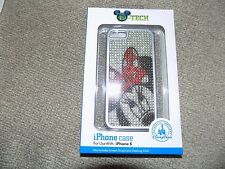 Disney Parks Minnie Mouse Close Up Bling rhinestones iPhone 5 Cell Phone Cover
