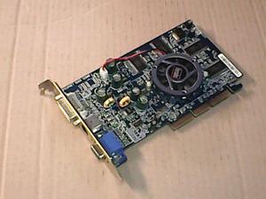 Carte graphique AGP HERCULES 3D PROPHET 9000 128MB VGA DVI S-VIDEO