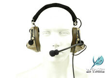 Z Tactical Peltor COMTAC II Type Noise Reduction Headse (Digital Desert) Z041-DD