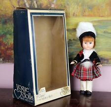 "Vogue Doll 8"" Ginny From Far Away Lands Scottish Girl # 301826 Poseable 1977"