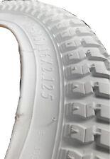 2x Blanc Pneu avec Rose Fil 16 X 2.125 57-305 Filles Vélo Bicyclette