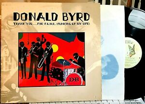Wah Wah Watson w/ DONALD BYRD  LP - Thank You For FUML - Elektra 6E144, 1978 NM