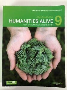Jacaranda Humanities Alive 9
