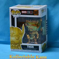 Marvel Studios Thor Gold Chrome #381 - Funko POP vinyl Figure