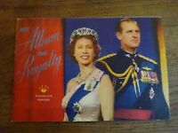 My Album Of Royalty Collection  Complete  Presented with Princess