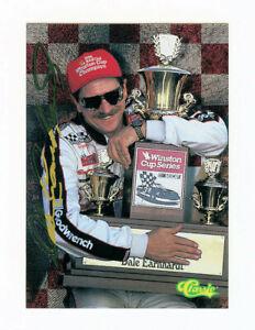 Dale Earnhardt Sr 1995 95 Finish Line Classic All Etched Foil Insert Card #DE1