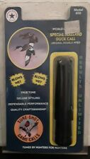 Sure Shot Game Calls Special Mallard Duck Call Double Reed Model 650