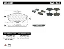Disc Brake Pad Set-GL Front Stoptech 309.06960