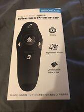 Beboncool Wireless Presenter- New Never Used