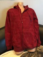 New Men's  Ecko Unltd Red Deception  Hoody Medium