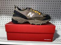 New Balance 801 Mens Athletic Trail Running Hiking Shoes Size 9.5 Brown Yellow