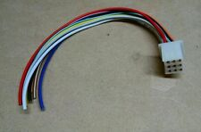 Kubota 9 Pin Radio Wire Harness Tractor Plug Female CD Player In Dash Stereo RTV