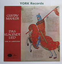 ECB 3187 - MAHLER - Das Klagende Lied REYNOLDS / ZYLIS-GARA - Ex Con LP Record