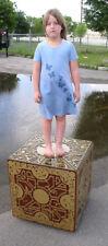 "HELLRAISER PUZZLE BOX  24"" TABLE SIZED ART SCULPTURE"