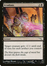 Magic MTG Tradingcard Mirrodin 2003 Irradiate 67/306