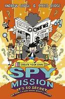 Create Your Own Spy Mission by Andrew & Chris Judge BRAND NEW (Paperback, 2016)