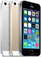 NEW original Apple iPhone 5S 16GB 32GB 64GB mobile phone unlock GOLD GRAY SILVER