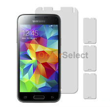 3X Ultra Clear HD LCD Screen Protector for Android Phone Samsung Galaxy S5 Mini