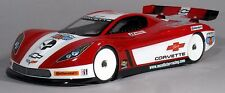 Standard 1/10 clear RC Car Body - C7 Daytona- Corvette DP 190mm TC3-TC7 #289
