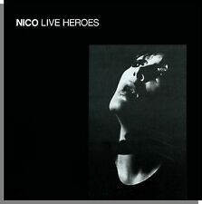 Nico - Live Heroes - New 1986 LP Record! (ex Velvet Underground)